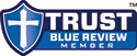 Trust Blue Review Member Logo